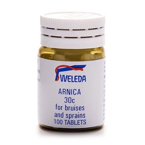 Weleda Arnica 30c - 100 Tablets x 2 (Pre-Order Item)