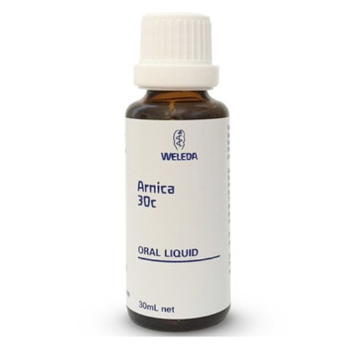 Weleda Arnica 30c Oral Liquid 30mL x 3 (Pre-Order Item)