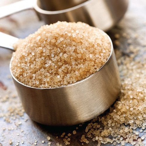 Bulk Organic Raw Sugar 25Kg (Pre-Order Item)