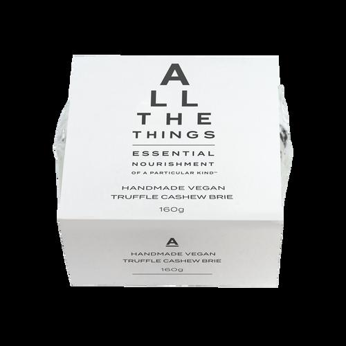 All The Things Vegan Truffle Brie 160g x 6