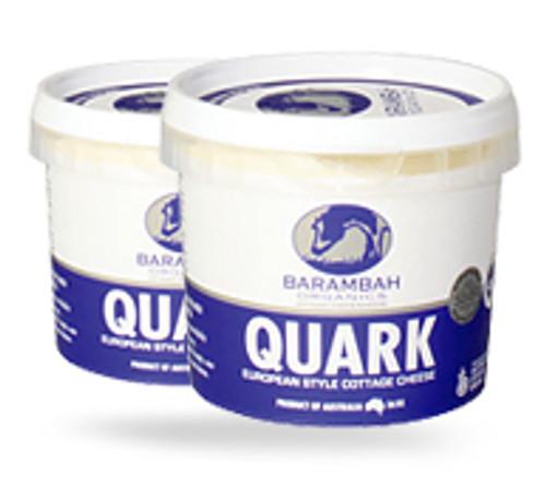 Barambah Organics Cheese Quark 370g x 12