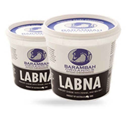Barambah Organics Cheese Labna 200g x 12