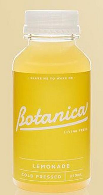 Botanica Cold Pressed Vegan Probiotic Lemonade 250ml