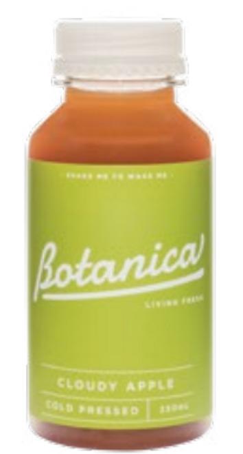 Botanica Cold Pressed Vegan Probiotic Cloudy Apple 250ml