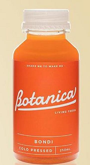 Botanica Cold Pressed Vegan Probiotic Bondi 250ml x 12