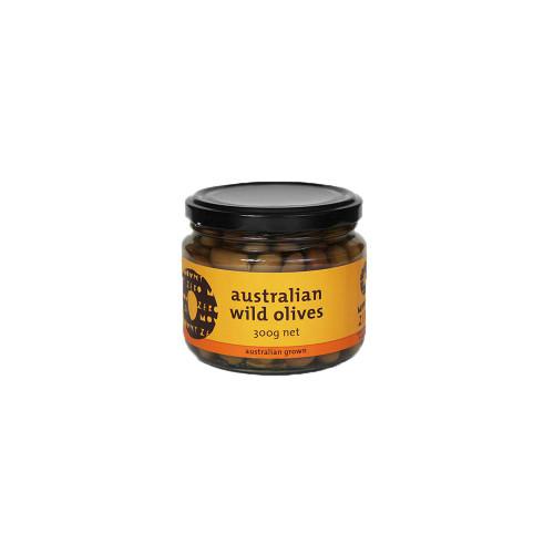 Mount Zero Australian Wild Olives 300g x 4