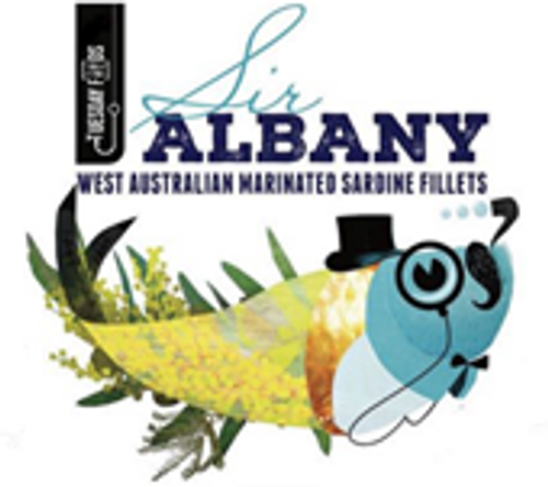 Tuesday Foods Sir Albany WA Marinated Sardine Fillets 1kg