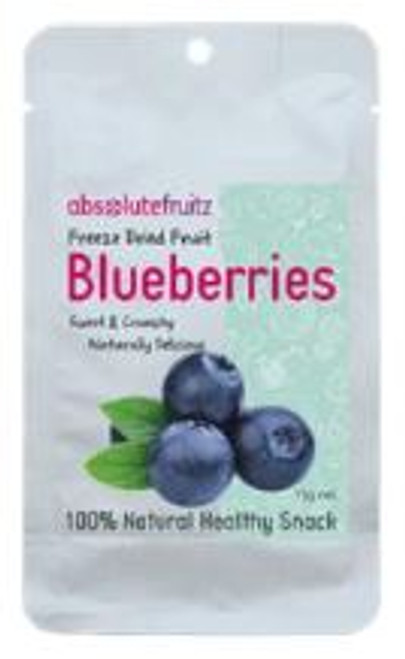 Absolute Fruitz Freeze Dried Blueberry 15g x 36