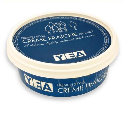 Yea Brand Creme Fraiche Yea 6 x 250g