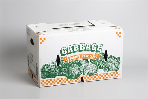 Cabbage Green Organic Box (10 Units) (Whitestone)