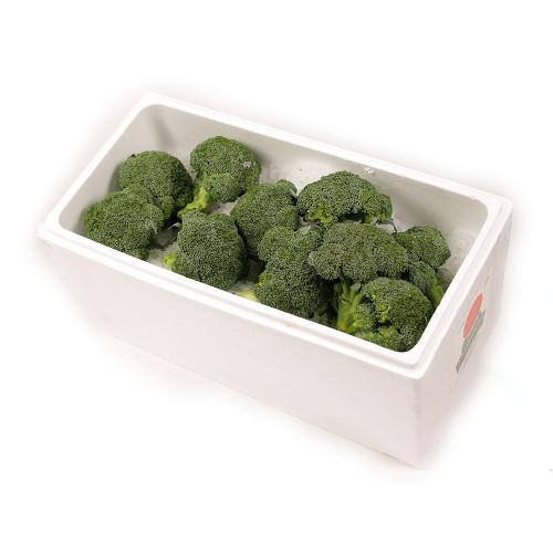 Broccoli Organic Box 8Kg Very Limited (Helps Rd)