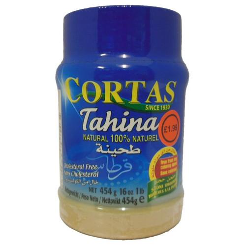 Cortas Tahina 454g x 4