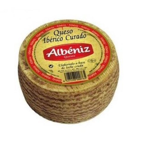 Albeniz Cheese Iberico Curado (Mixed Milk) Approx. 3kg