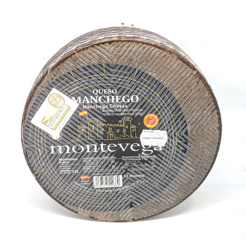 Albeniz Cheese Manchego 12 Month Approx. 3kg