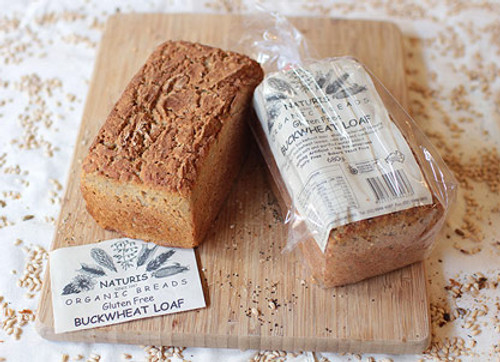 Naturis Bread Buckwheat Loaf GF 680g