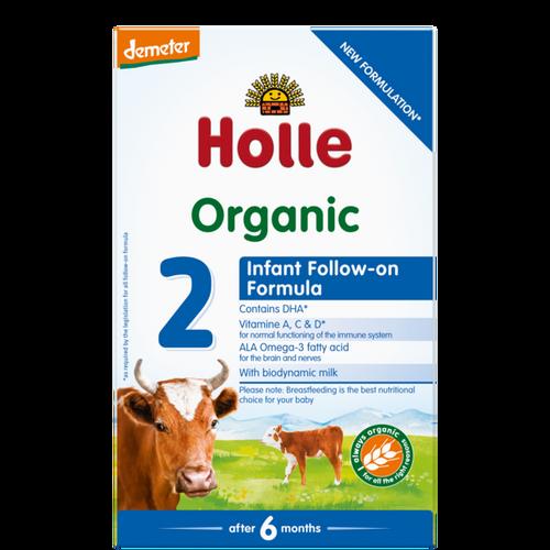 Holle Organic Infant Follow On Formula 2 Sachet x 15 Satchets