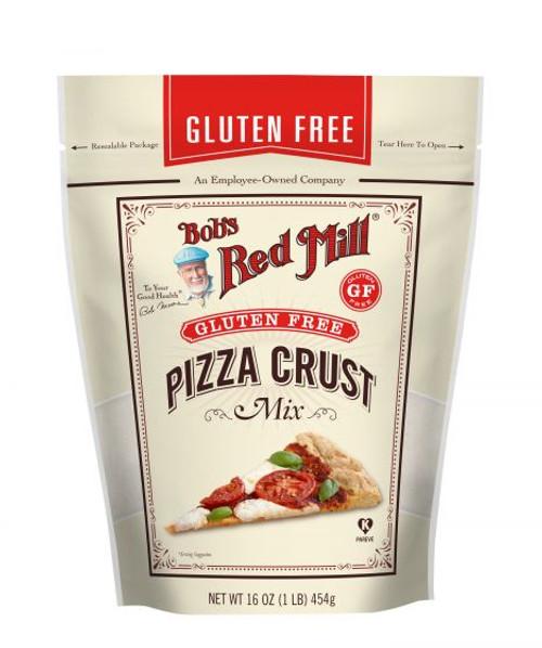 Bob's Red Mill Gluten Free Pizza Crust Mix 453g  x 4 Packets
