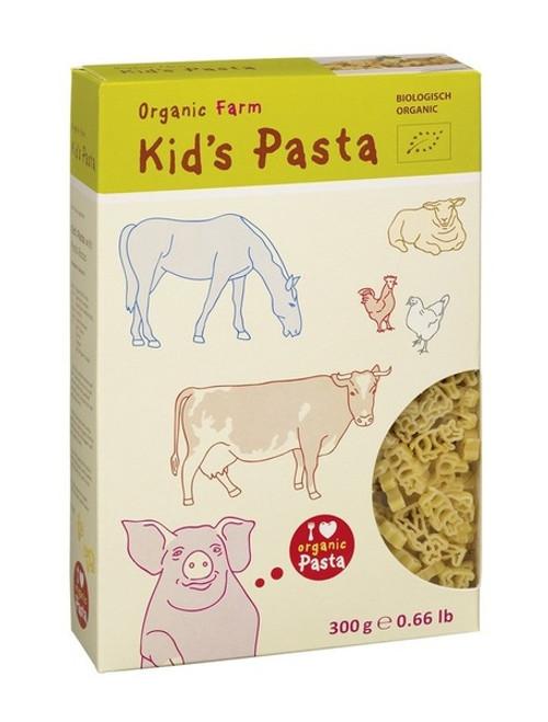 Alb-Gold Organic Kids Pasta Farm 300g x 6 Packets