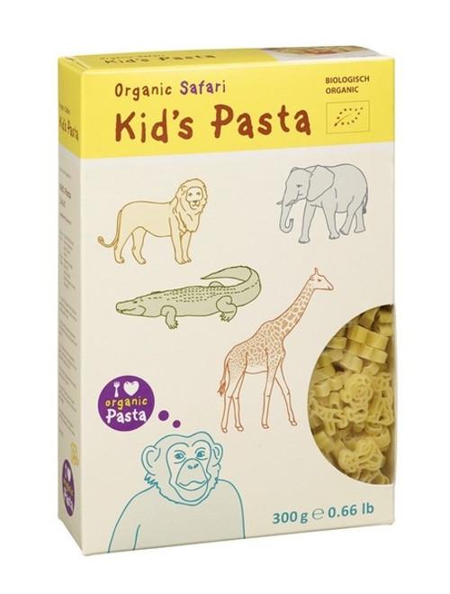 Alb-Gold Organic Kids Pasta Safari 300g x 6 Packets
