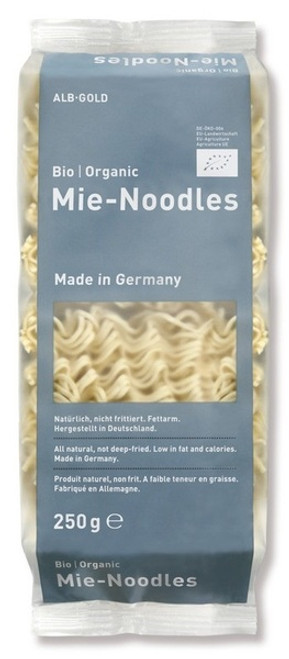 Alb-Gold Organic Mie Noodles 250g x 6 Packets
