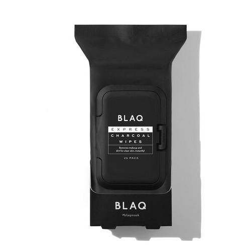 Blaq Express Charcoal Wipes 25pk