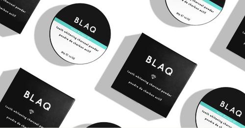 Blaq Charcoal Whitening Powder 30