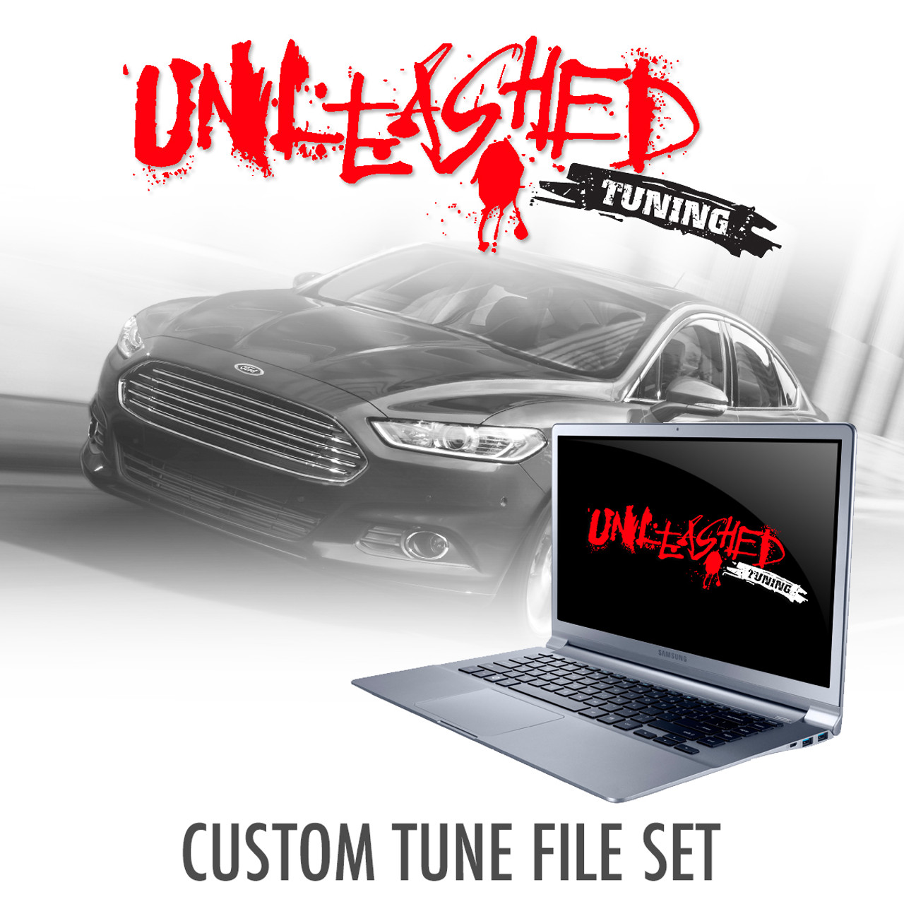 Unleashed Custom Tuning for Ford Fusion