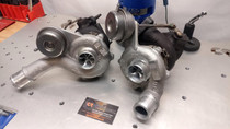 CR Performance Ford SHO / Flex / Explorer 3.5L EcoBoost Stage 3 40.6mm Upgrade Turbo Set