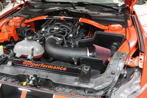 JLT Cold Air Intake (2015-19 Shelby GT350 5.2L)