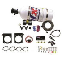 Nitrous Express Gen-V Viper (2013-17) Nitrous Plate System (50-400HP) with 10lb Bottle