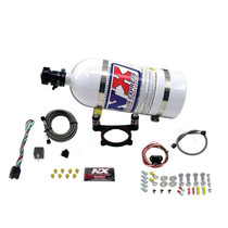 Nitrous Express 2011+ Mustang GT 5.0L Coyote Plate System (35-200HP) with 10lb Bottle