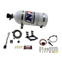 Nitrous Express F150 3.5L/3.7L V6 Nitrous Plate Kit w/10lb Bottle