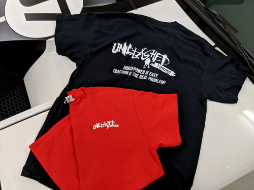 Unleashed T Shirt