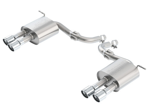 Borla 2017-18 Ford Fusion Sport 2.7L Turbo AT AWD S-Type Axle Back Exhaust