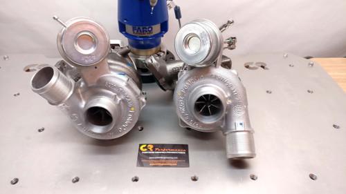 CR Performance 2015-17 F150 2.7 EcoBoost Stage 3  41mm Upgrade Turbo Set