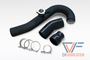 CVF Hot-side Aluminum Intercooler Pipe 2015+ Ford Mustang EcoBoost