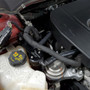 JLT 3.0 Oil Separator 2013-19 Fusion 1.5 EcoBoost Black Anodized / Passenger Side