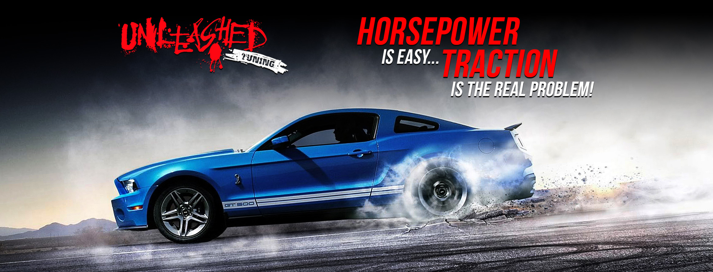 Unleashed Tuning Horsepower Is Easy Traction Is The Real Problem