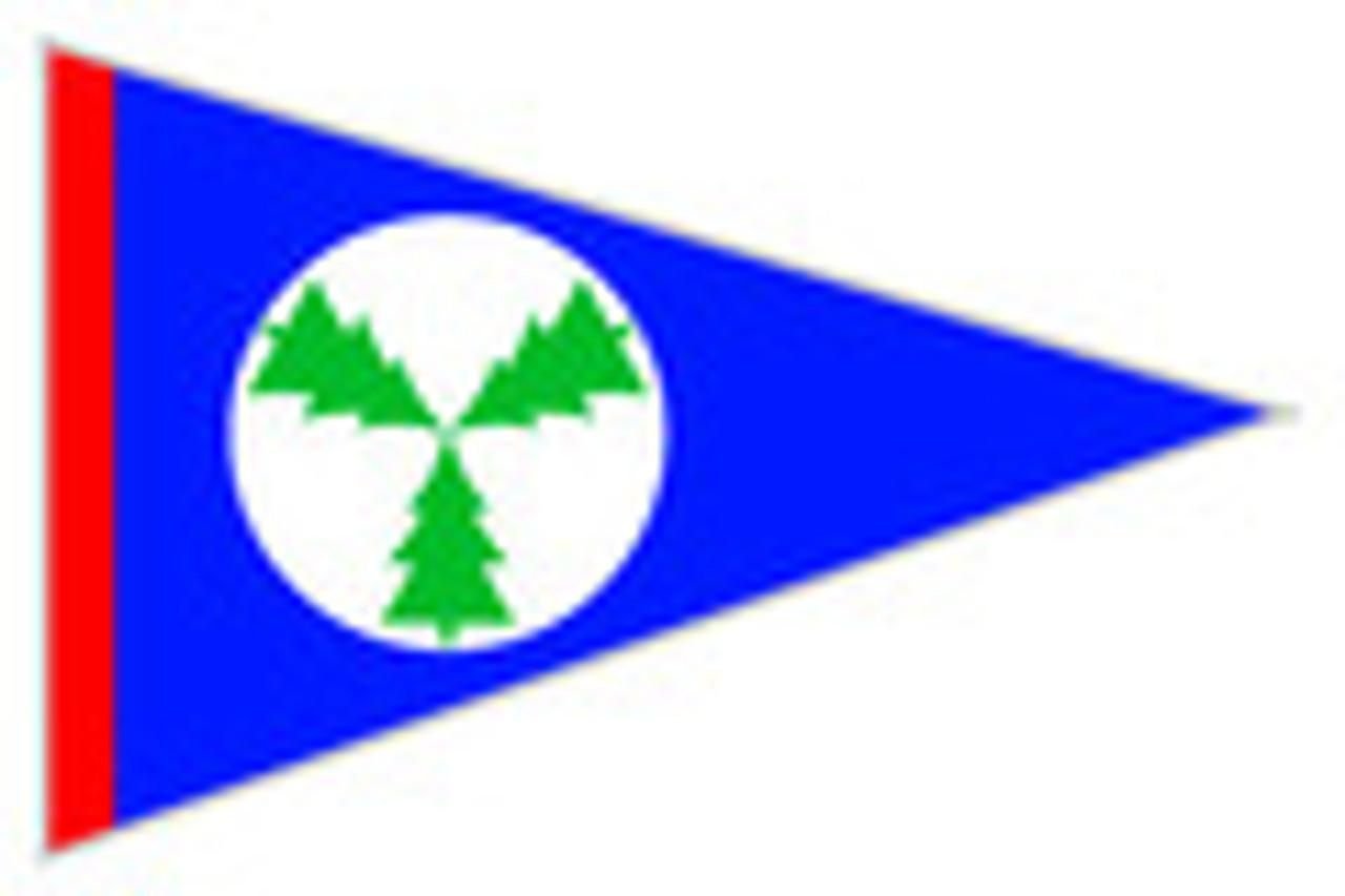 Three Tree Point Yacht Club Flag