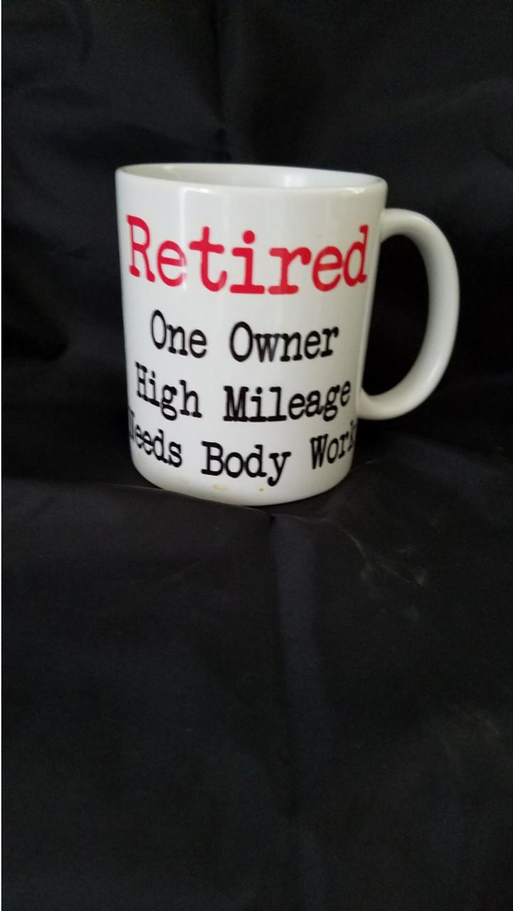 Mugs and Novelty Items