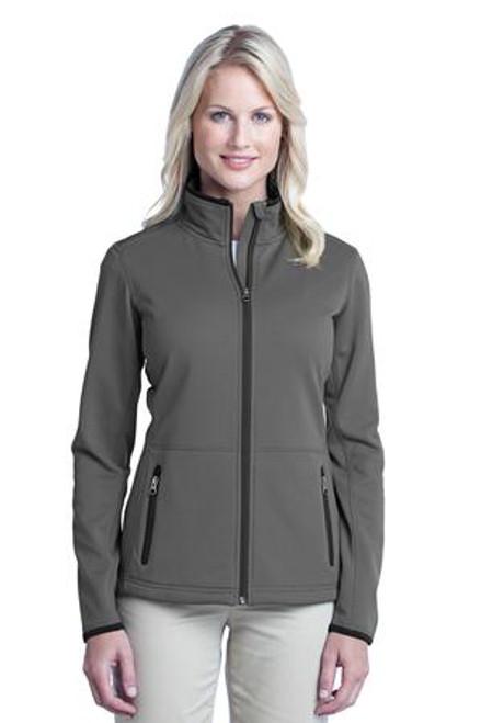 Ladies Pique Fleece Jacket