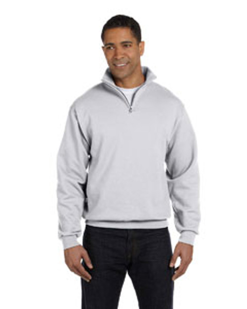 8 oz., 50/50 Quarter-Zip Cadet Co