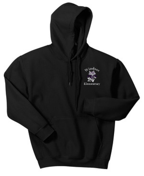 WPTO-18500 Hooded Sweatshirt