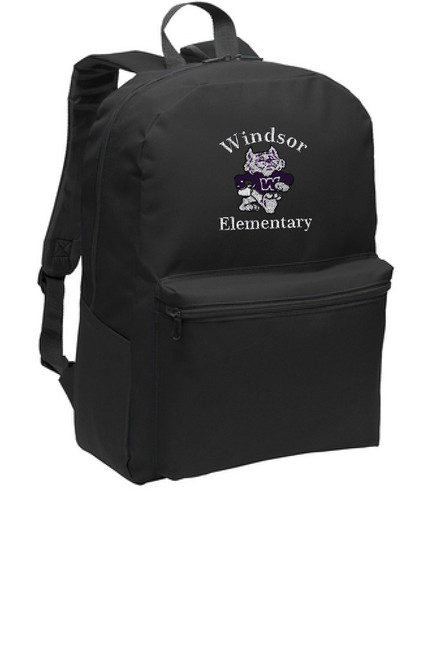 WPTO-BG203  Value Backpack