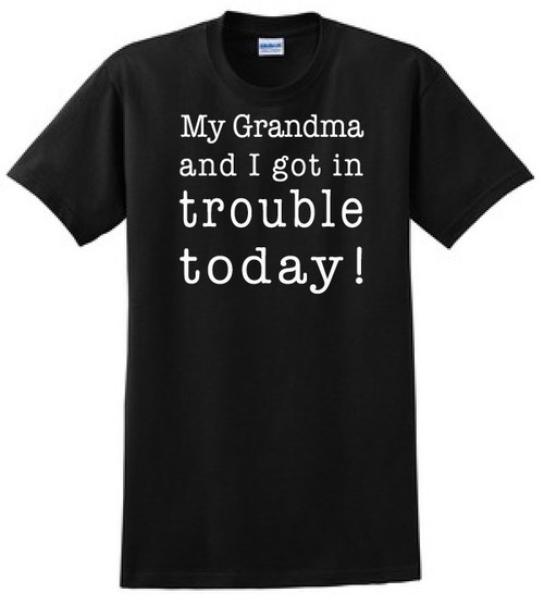 In Trouble with Grandma