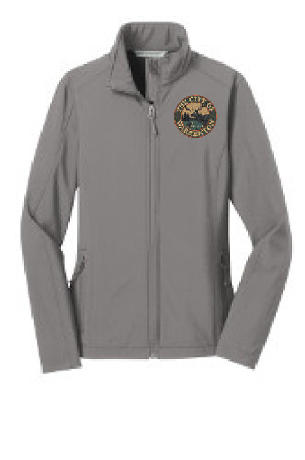WAR-L317 Ladie's Soft Shell Jacket