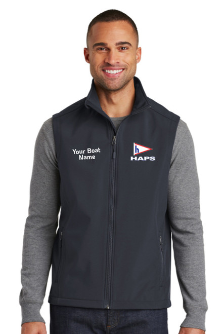 HAP-J325  Core Soft Shell Vest