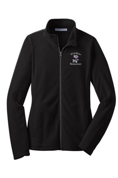 WPTO-L223 Ladies Microfleece Jacket