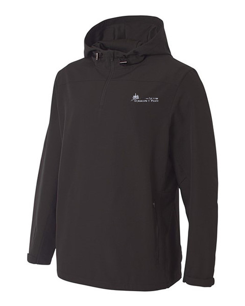 NP-N4263 Quarter Zip Force Windbreaker