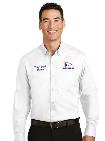 HAP-S663  SuperPro Twill Shirt